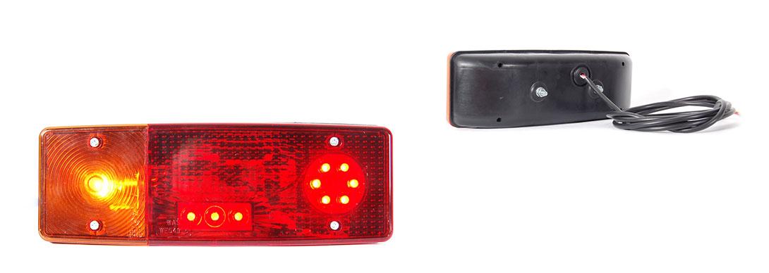 Lampy zespolone tylne - WE549dżL, WE549dżP