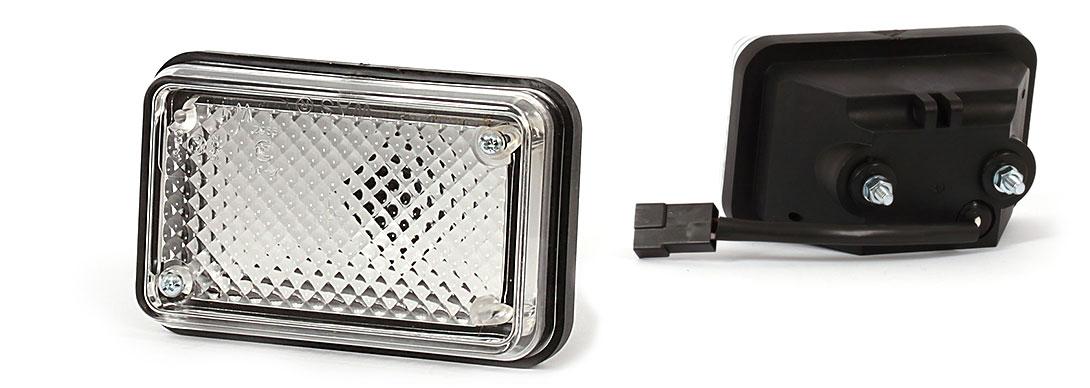 Lampy jednofunkcyjne przednie i tylne - W11