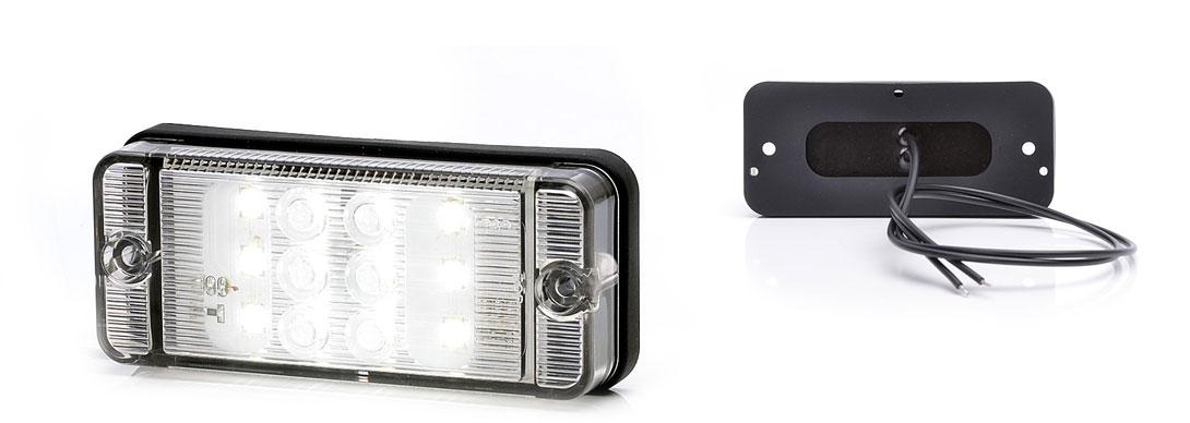 Lampy jednofunkcyjne przednie i tylne - W84D