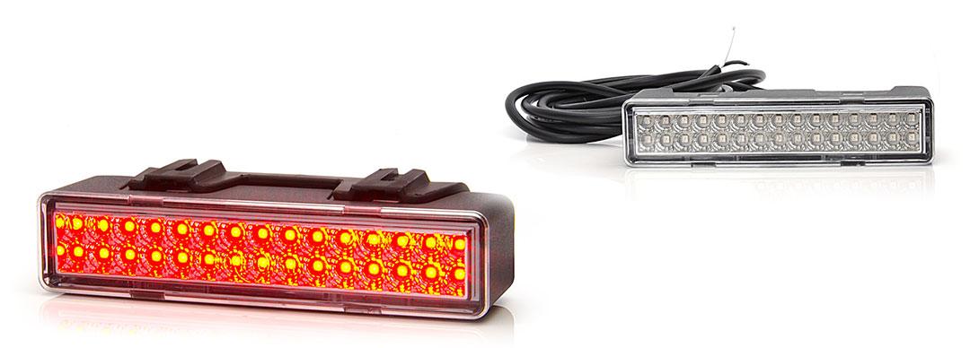 Lampy jednofunkcyjne przednie i tylne - W99