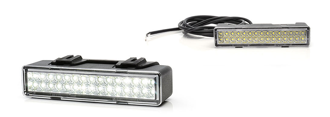 Lampy jednofunkcyjne przednie i tylne - W100