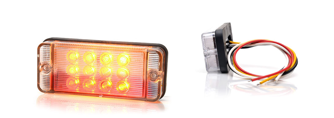 Lampy zespolone tylne - W111