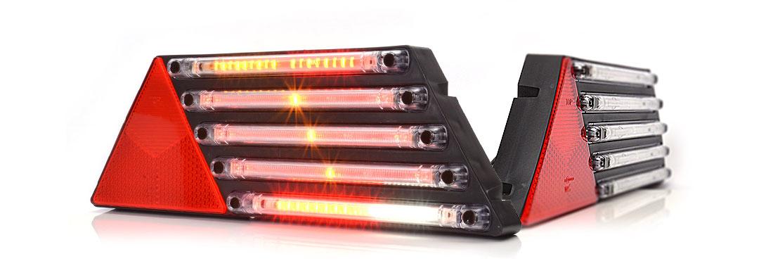 Lampy zespolone tylne - W69P