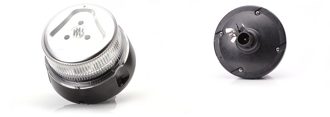 Lampy ostrzegawcze - W126