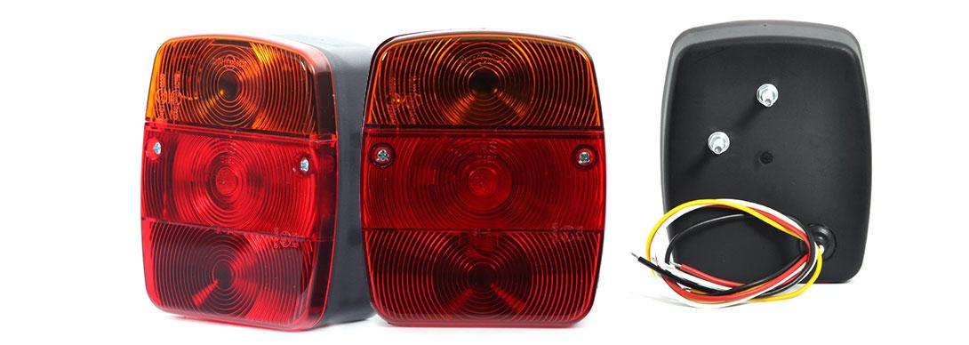 Lampy zespolone tylne - W18U