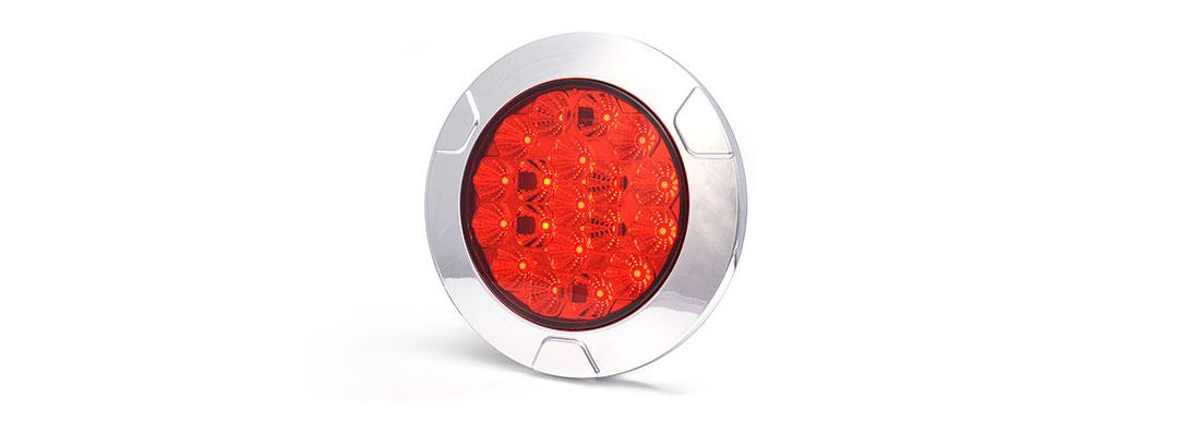 Lampy zespolone tylne - W132