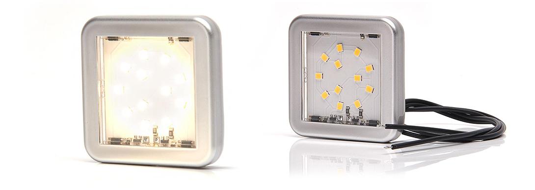 Lampy pozycyjne/obrysowe - W122