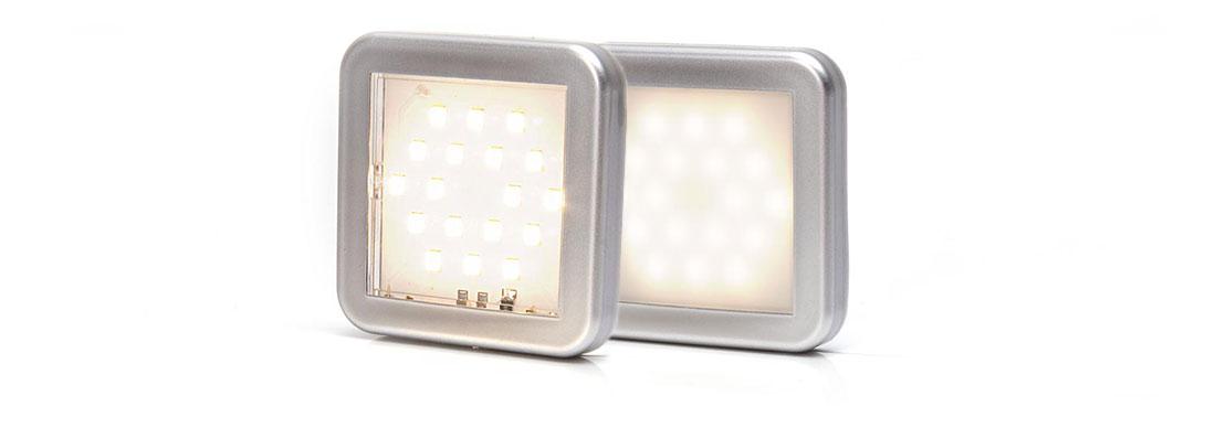 Lampy oświetlenia wnętrza - LW11