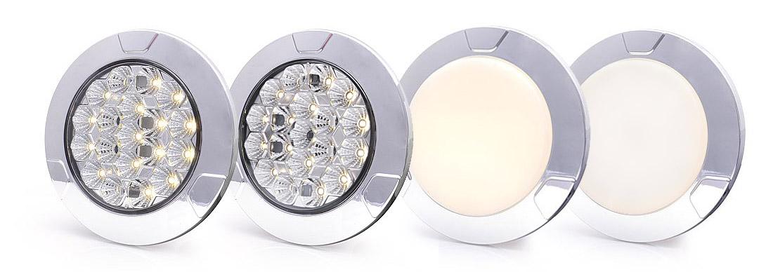 Lampy oświetlenia wnętrza - LW12 i LW12DS