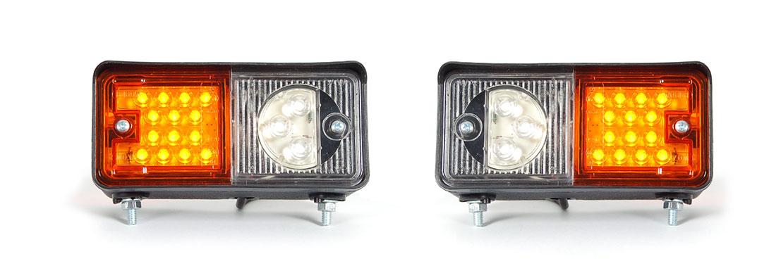 Lampy zespolone przednie - W06DL, W07DP