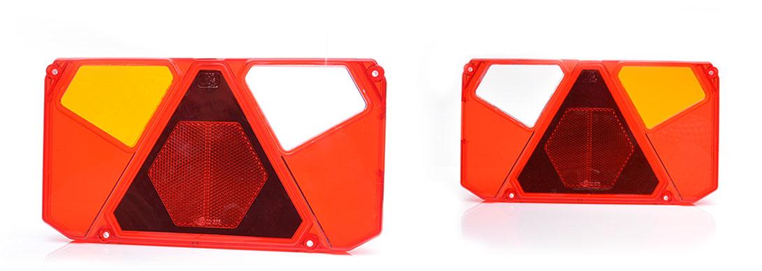 Lampy zespolone tylne - W124dL, W124dP, W124dżL, W124dżP