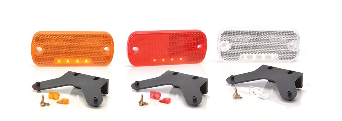 Lampy pozycyjne/obrysowe - W128