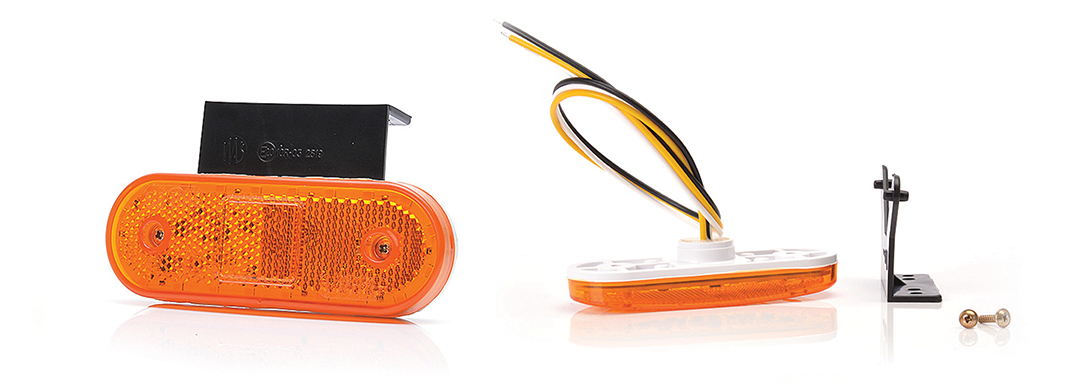 Lampy pozycyjne/obrysowe - W135