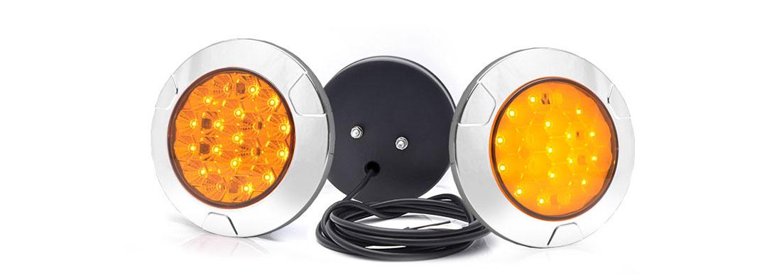 Lampy jednofunkcyjne przednie i tylne - W156, W156N