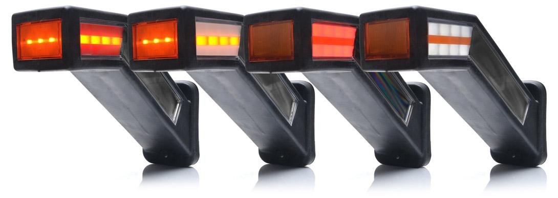 Lampy pozycyjne/obrysowe - W168.12