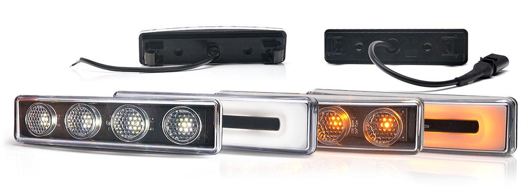 Lampy pozycyjne/obrysowe - W190, 190N
