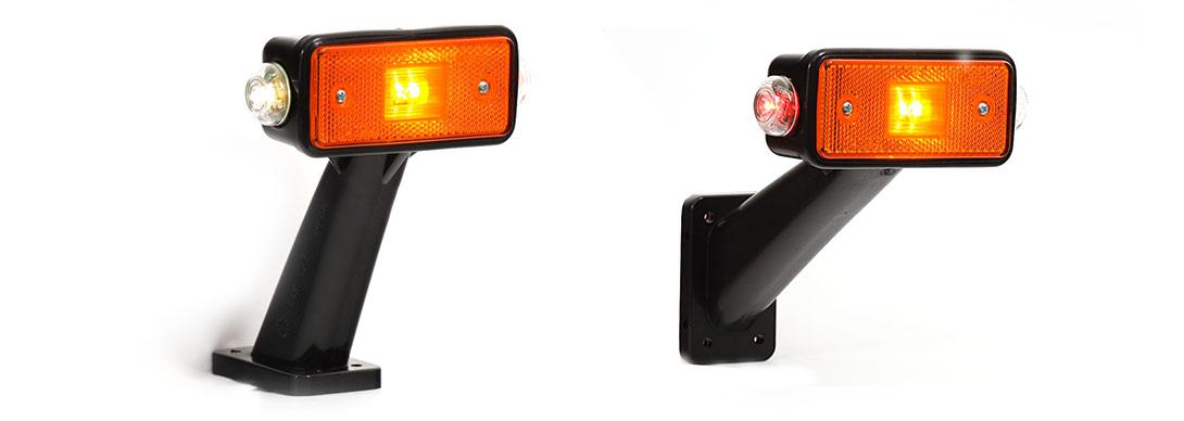Lampy pozycyjne/obrysowe - W21.8, W21.9