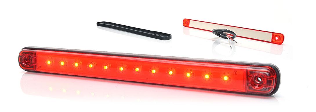 Lampy zespolone tylne - W231