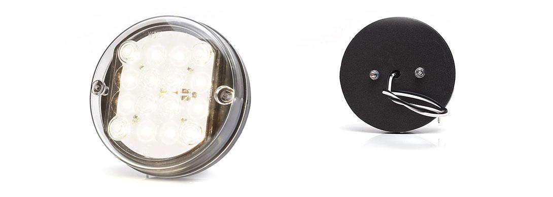 Lampy jednofunkcyjne przednie i tylne - W33