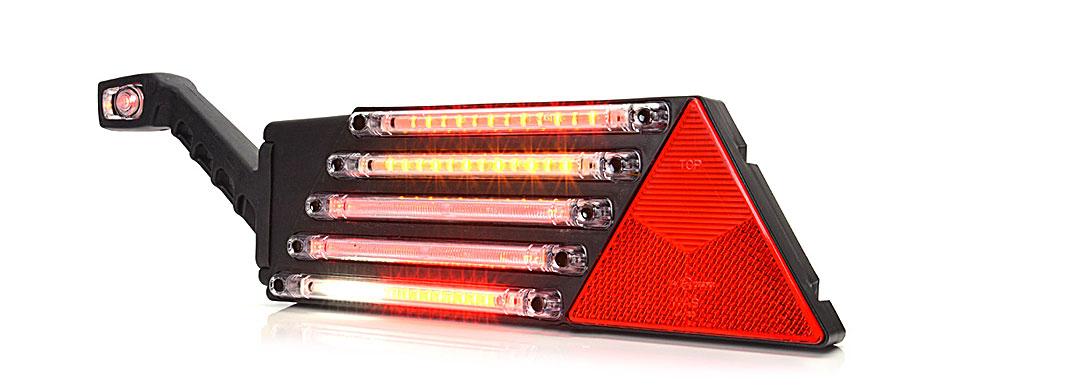 Lampy zespolone tylne - W69L + W48