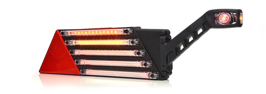 Lampy zespolone tylne - W69P + W48