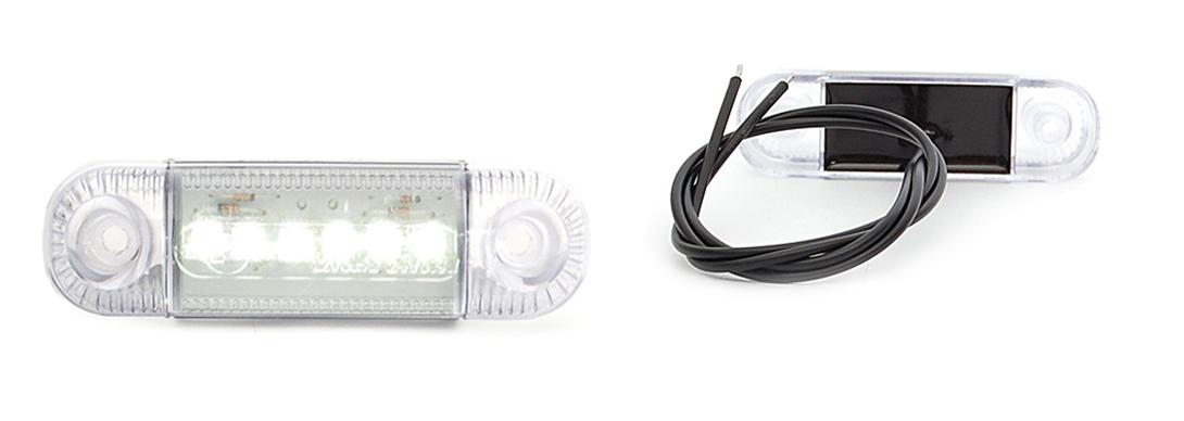 Lampy pozycyjne/obrysowe - W76.2