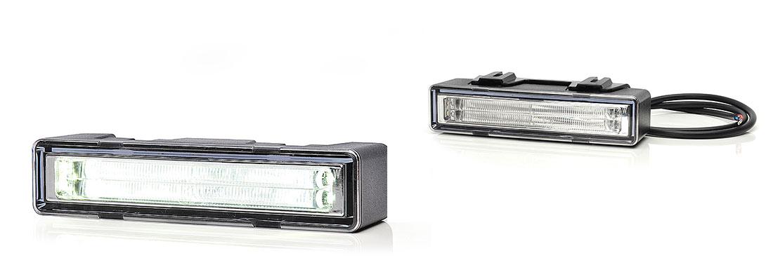 Przednie lampy drogowe, przeciwmgłowe i do jazdy dziennej - W96
