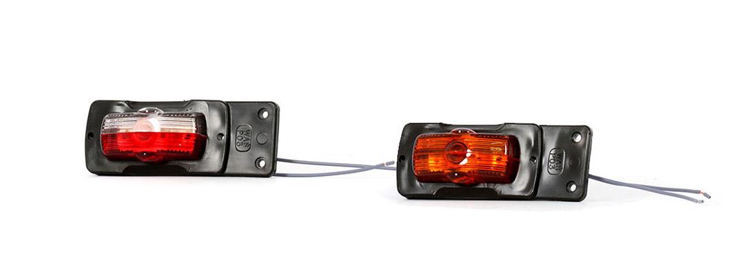 Lampy pozycyjne/obrysowe - P03