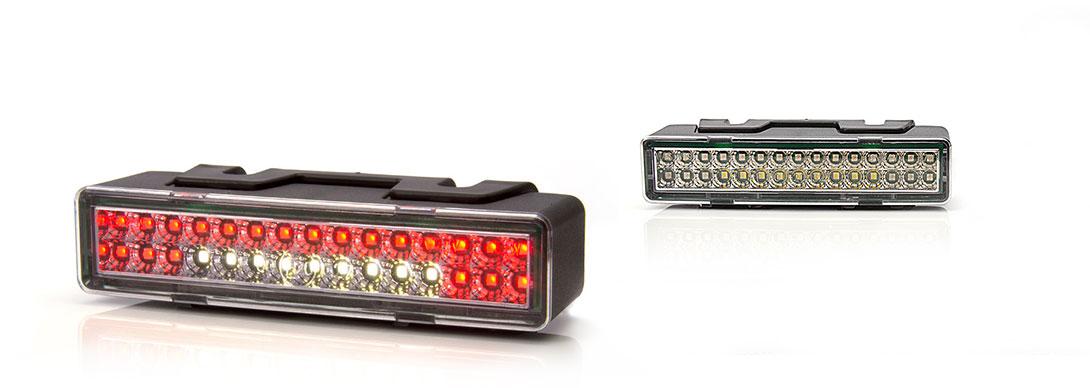 Lampy zespolone tylne - W101