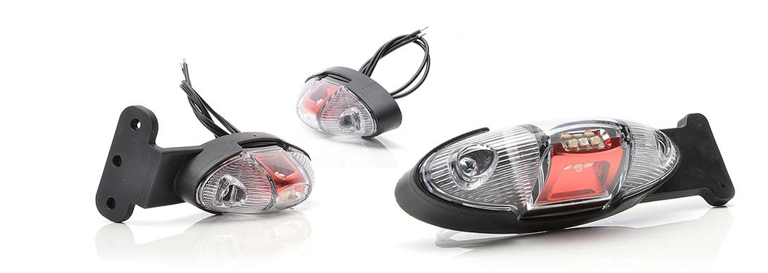 Lampy pozycyjne/obrysowe - W104