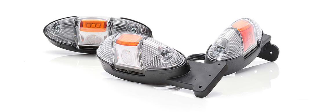 Lampy pozycyjne/obrysowe - W106