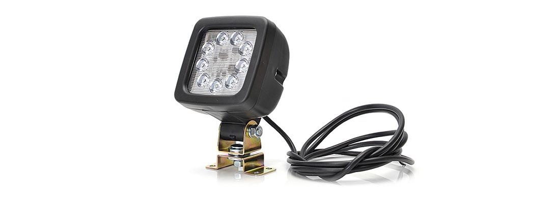 Lampy jednofunkcyjne przednie i tylne - W108