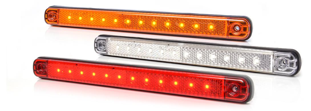 Lampy pozycyjne/obrysowe - W115
