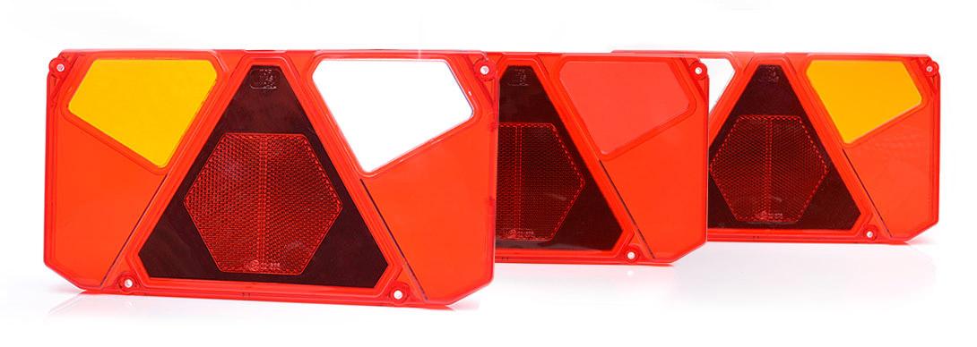 Lampy zespolone tylne - W124