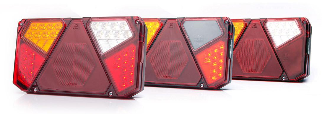 Lampy Zespolone Tylne Waś Producent Lamp Samochodowych I