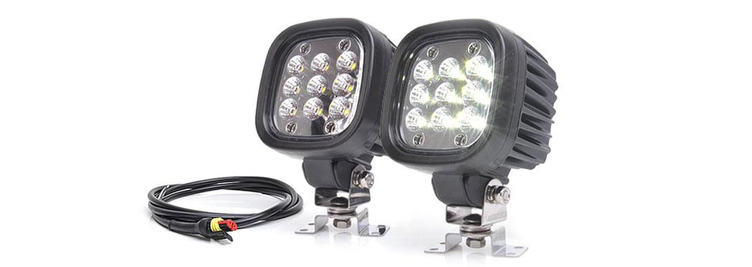 Lampy robocze - W129