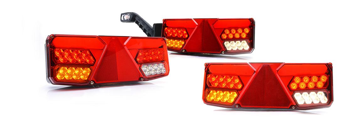 Lampy zespolone tylne - W137dL