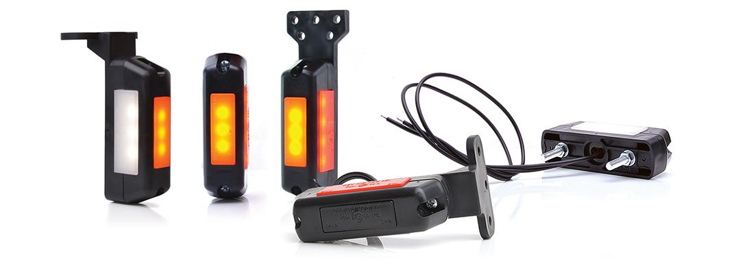 Lampy pozycyjne/obrysowe - W140