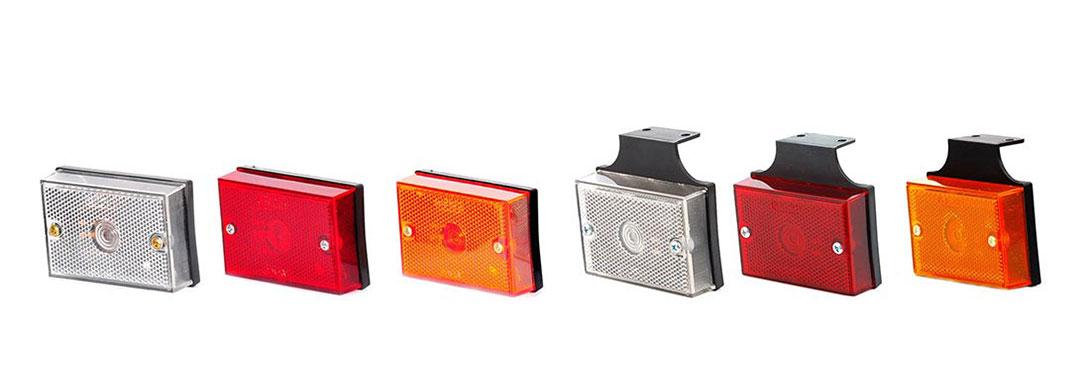 Lampy pozycyjne/obrysowe - W15