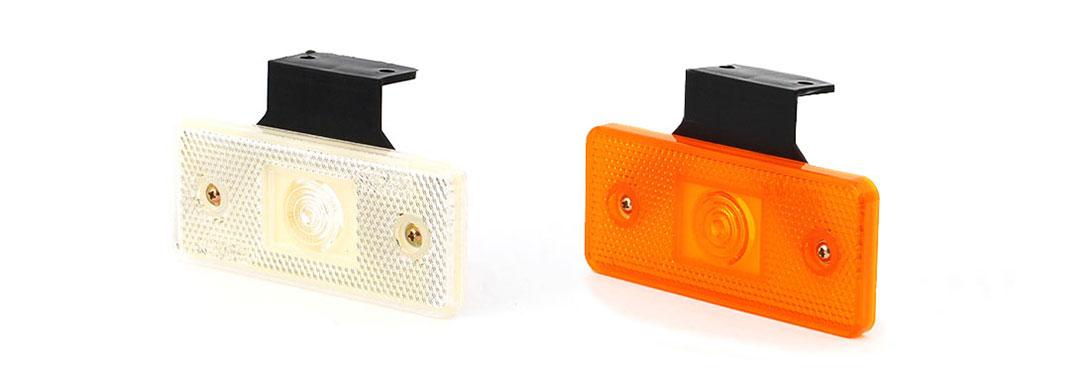 Lampy pozycyjne/obrysowe - W17