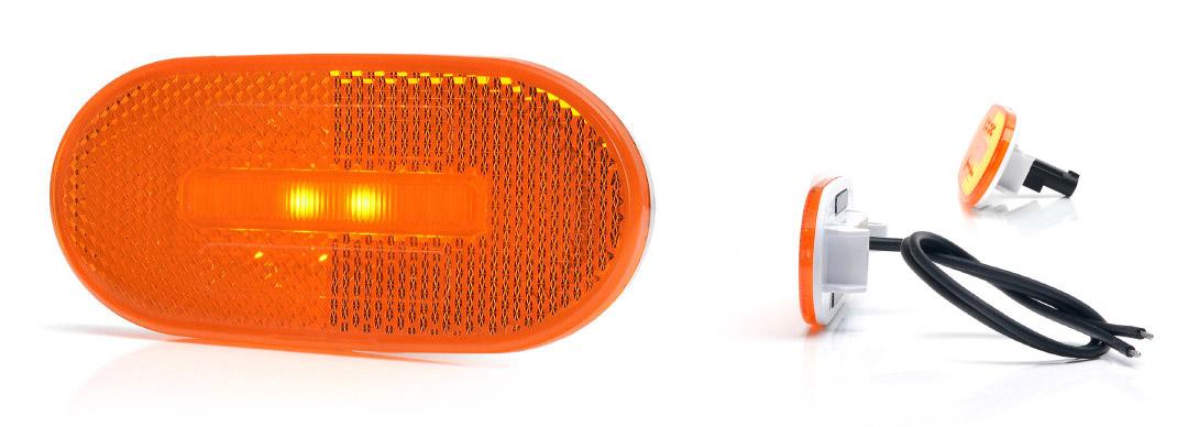 Lampy pozycyjne/obrysowe - W195