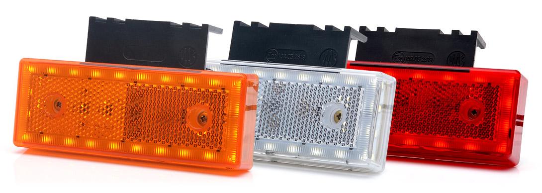Lampy pozycyjne/obrysowe - W202