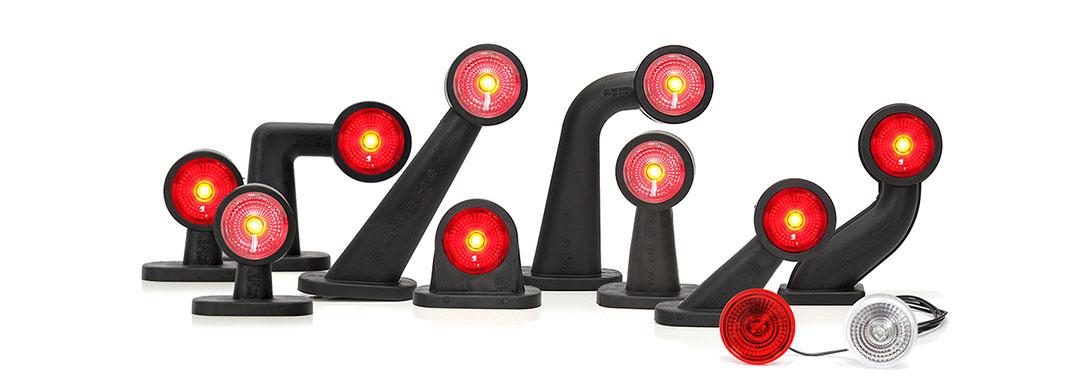 Lampy pozycyjne/obrysowe - W21.1-10RF