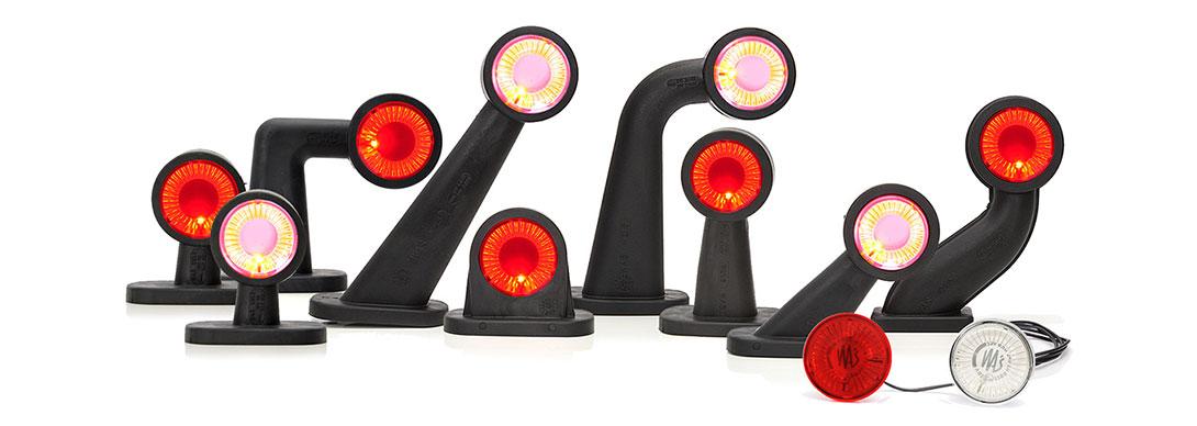 Lampy pozycyjne/obrysowe - W21.1-10S