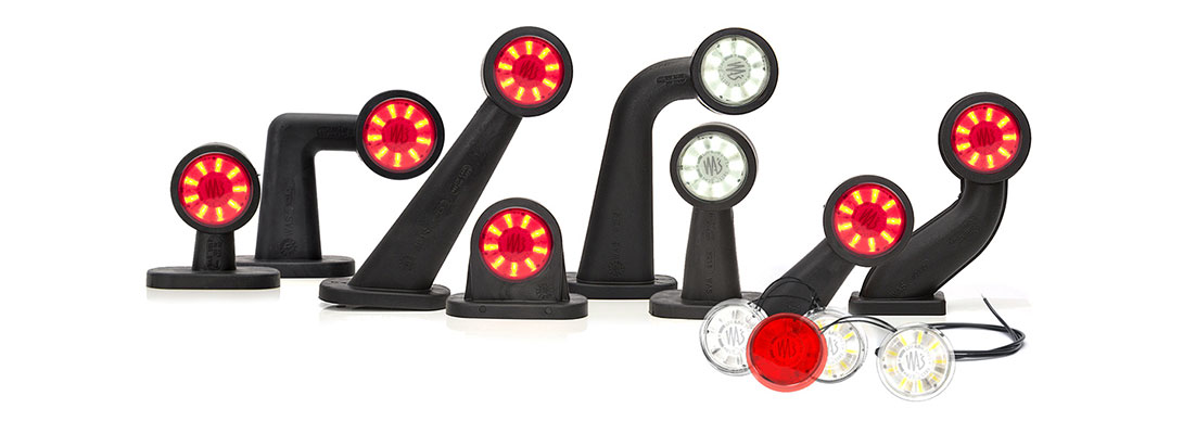 Lampy pozycyjne/obrysowe - W21.1-10W