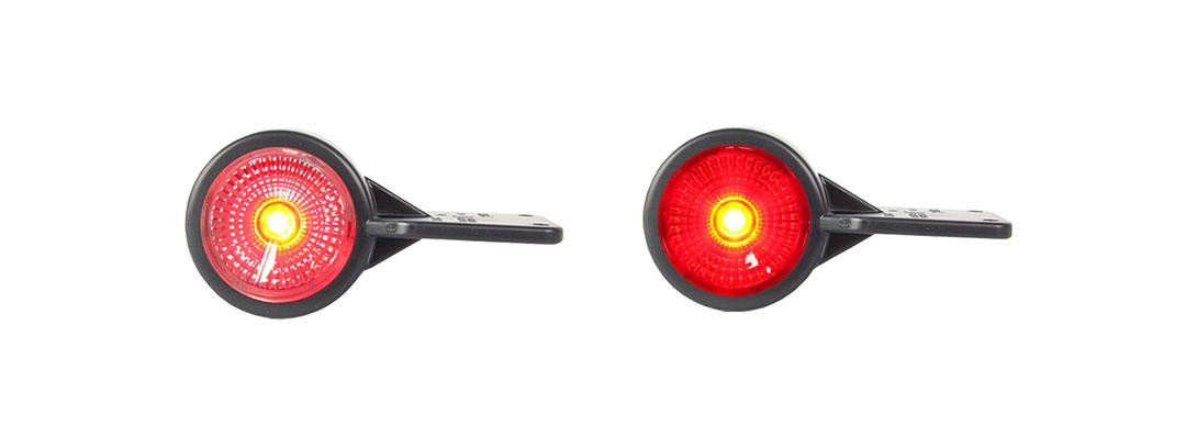 Lampy pozycyjne/obrysowe - W23RF
