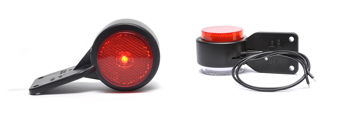 Lampy pozycyjne/obrysowe - W23RR