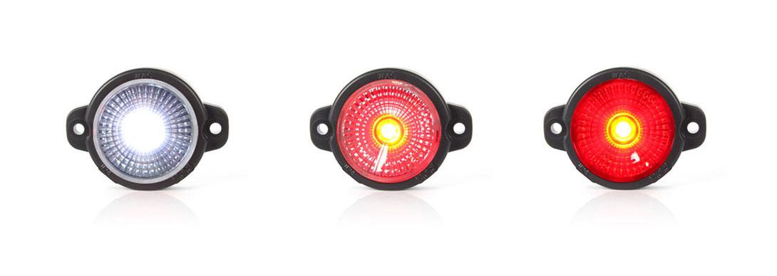 Lampy pozycyjne/obrysowe - W24RF
