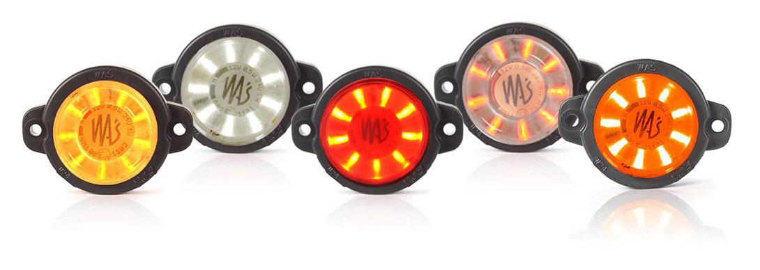 Lampy pozycyjne/obrysowe - W24W