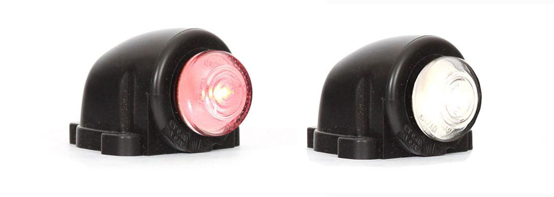 Lampy pozycyjne/obrysowe - W25